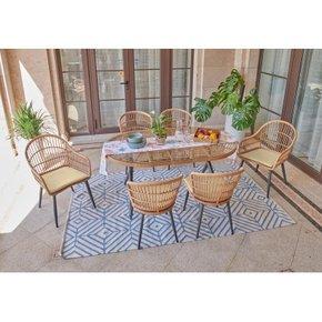 Set de table de jardin 6...