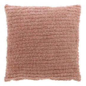 Coussin FRISÉ 45x45 cm - Pink