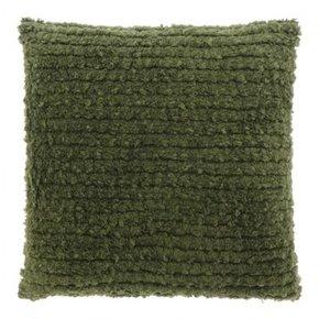 Coussin FRISÉ 45x45 cm - Green