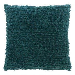 Coussin FRISÉ 45x45 cm - Blue