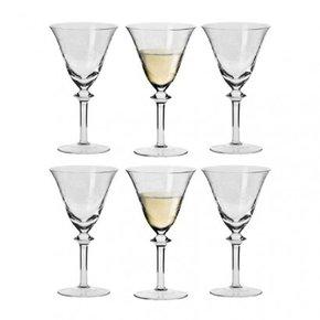 Krosno lot de 6 verres à...