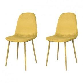 Lot de 2 chaises KLARY...