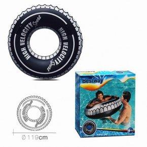 Bouee gonflable pneu D119 cm