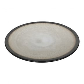 MELVE ceramic plate D28 cm