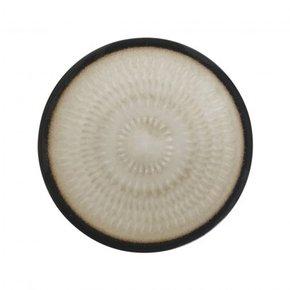 MELVE ceramic plate D20 cm