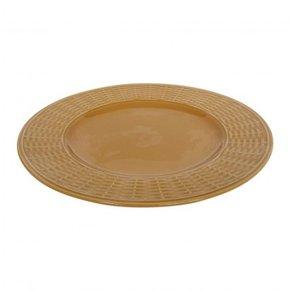 Ceramic plate D28 cm