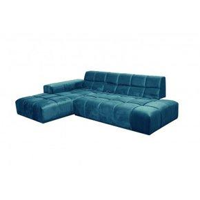BALI canapé d'angle - Blue...