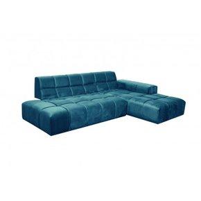 BALI canapé d'angle - Blauw...