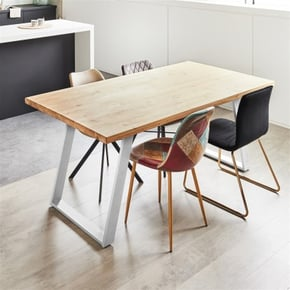 Dining table in solid...
