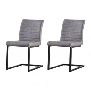 Lot de 2 chaises salle à...