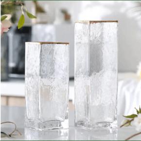 Vase BAYA en verre avec...