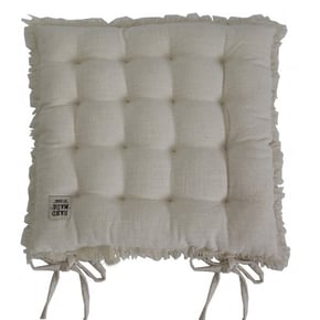 Square chair cover in...