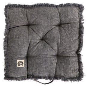 Square floor cushion in...