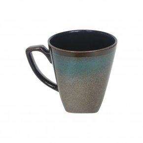 Mug en céramique carrée...