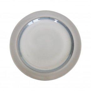 Ceramic dessert plate with...