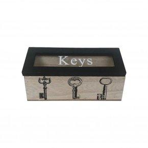 Boîte à clés en bois...