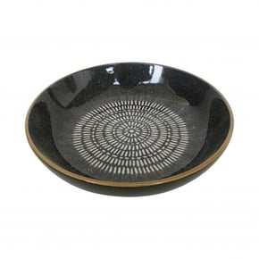 Ceramic soup plate with...
