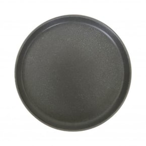 Grey ceramic dessert plate,...