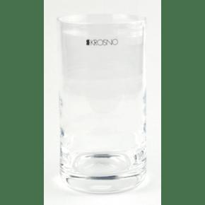 Cylindrical crystal drink...