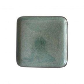 Water green ceramic dinner...