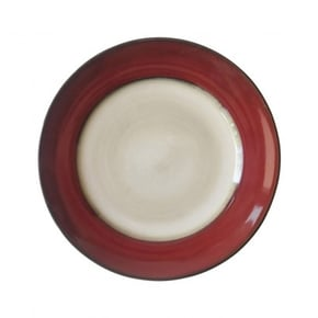 Ceramic plate, D20 cm - DAVIS
