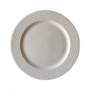 Ceramic plate, D20 cm - FLORE