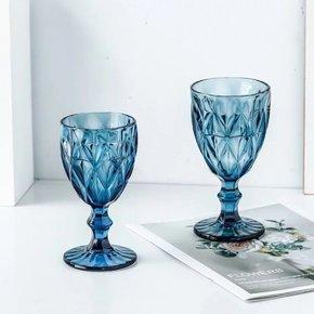 Syros verre à vin bleu 350 ml