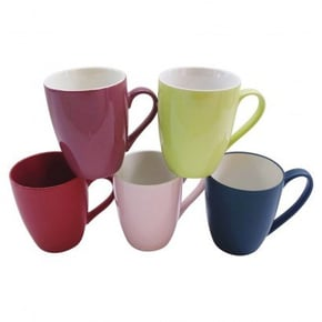 Set de 5 Mugs en céramique...