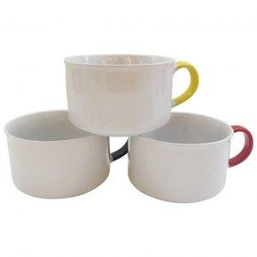 Pack 3 grands Mugs en...