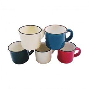 Pack 5 Mugs en céramique,...
