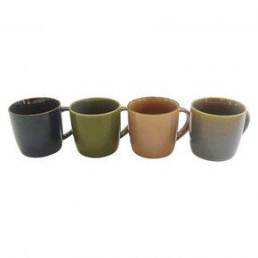 lot de 4 Mugs en céramique,...