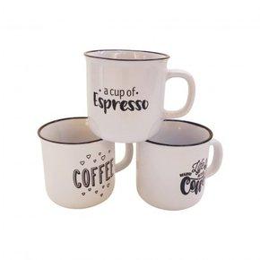 set de 3 Mugs en céramique,...