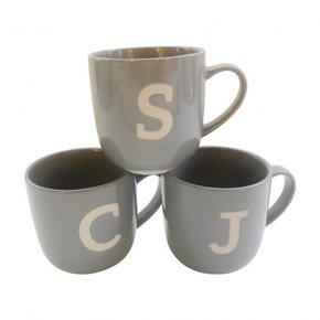 Pack 3 Mugs en céramique,...