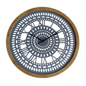 Horloge murale D80x4,5xH80 cm