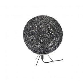 Table lamp D20cm RAFIA 3...