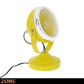 DEUCHE lamp 3 kleuren geel