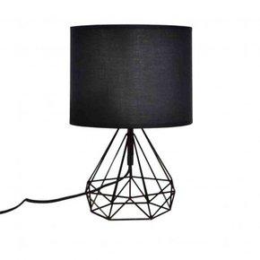 Geometric wired lamp...
