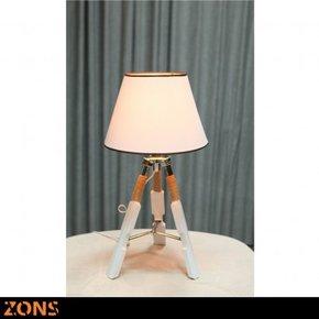 Tafellamp industrie wit