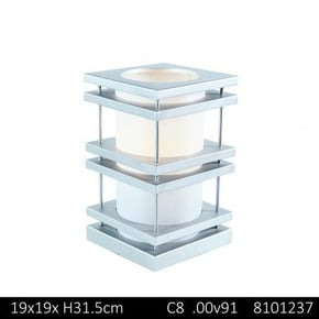 TOKYO tafel lamp 19x19xH31,...
